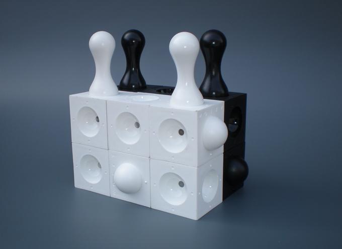 Black & White, Nylon version (AX3NN/BW40)