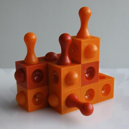 AXIOM in Red & Orange (AX3NN/RO40)