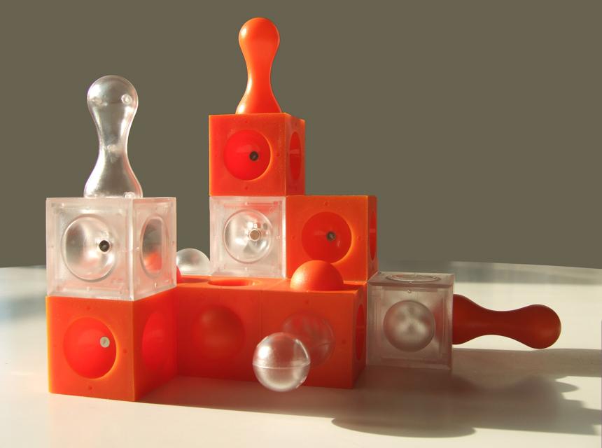 AXIOM in Orange & Transparent (AX3NP/OT40)